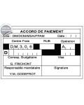 Tampon encreur TRODAT METAL LINE 5211