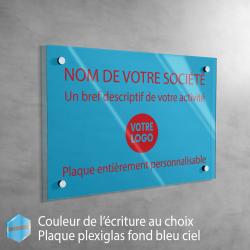 Plaque de boite aux lettres Or Mat | 10 x 2,5 cm | 1 à 3 lignes