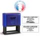 Tampon encreur TRODAT METAL LINE 52040