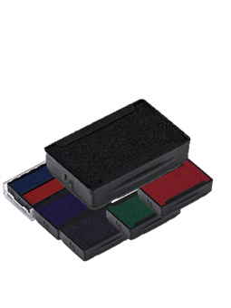 Cassette d'encrage TRODAT 6/4850 | 25 x 14 mm | Encre TRODAT 6 couleurs disponibles