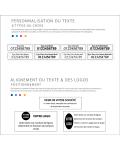 Tampon encreur dateur TRODAT METAL LINE 5430