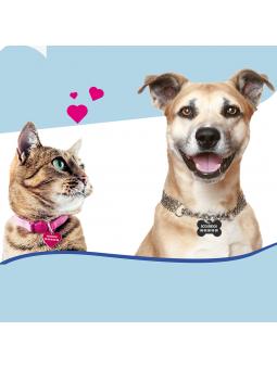 Médailles personnalisées chat