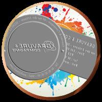 Plaques de textes pour tampons Trodat Metal Line | Gravure & Compagnie