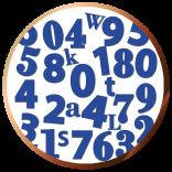 Numéros de rue découpé 6 cm | Gravure & Compagnie