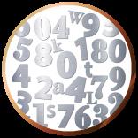 Numéros de rue découpé 16 cm | Gravure & Compagnie