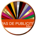 Plaques PAS DE PUBLICITÉ