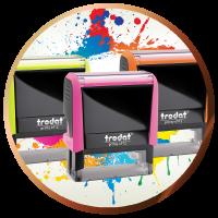 Tampons encreurs Trodat Printy | Gravure & Compagnie